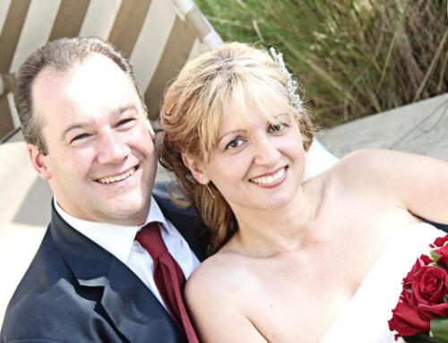 Wedding of Liliana and Greg